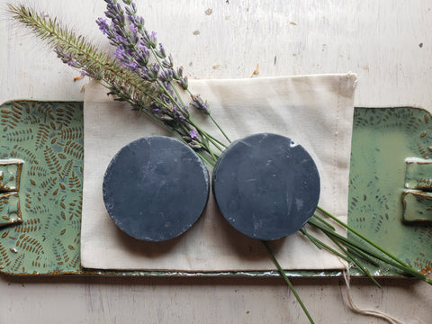 Charcoal Tea Tree Facial Soap- 100% Natural