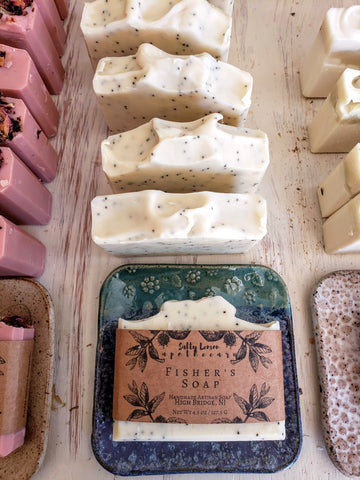 Fisher's Soap- Handmade Soap 100% Natural