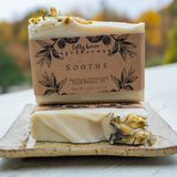 Soothe Handmade Soap- 100% Natural