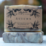 Autumn- Handmade Soap