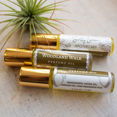Woodland Walk Perfume Oil