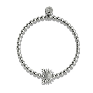 Tropic of Cancer | Silver | Crystal Sea Crab