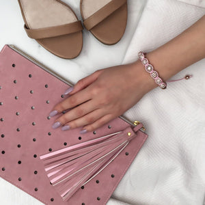 The Kikiballa | Rose Gold Pink