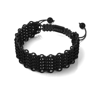Supreme Kismet Links Bracelet | Gunmetal | Black | Deluxe