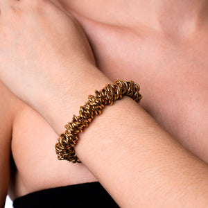 18k Gold | Links of Love Bracelet