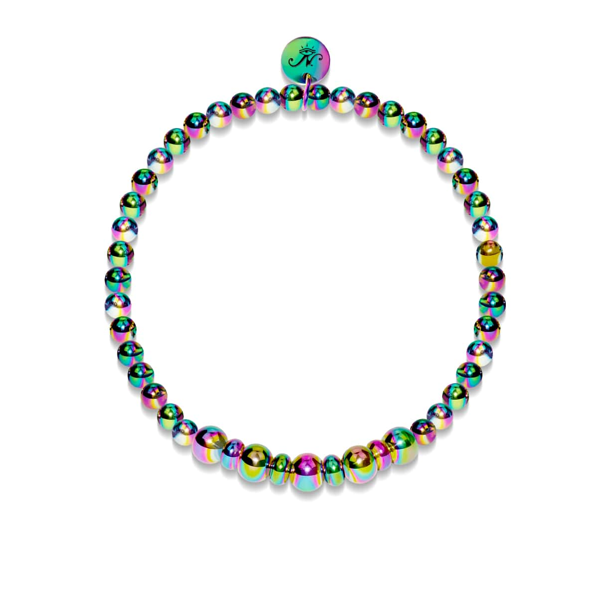 Charming | Unicorn Steel | Expression Bracelet