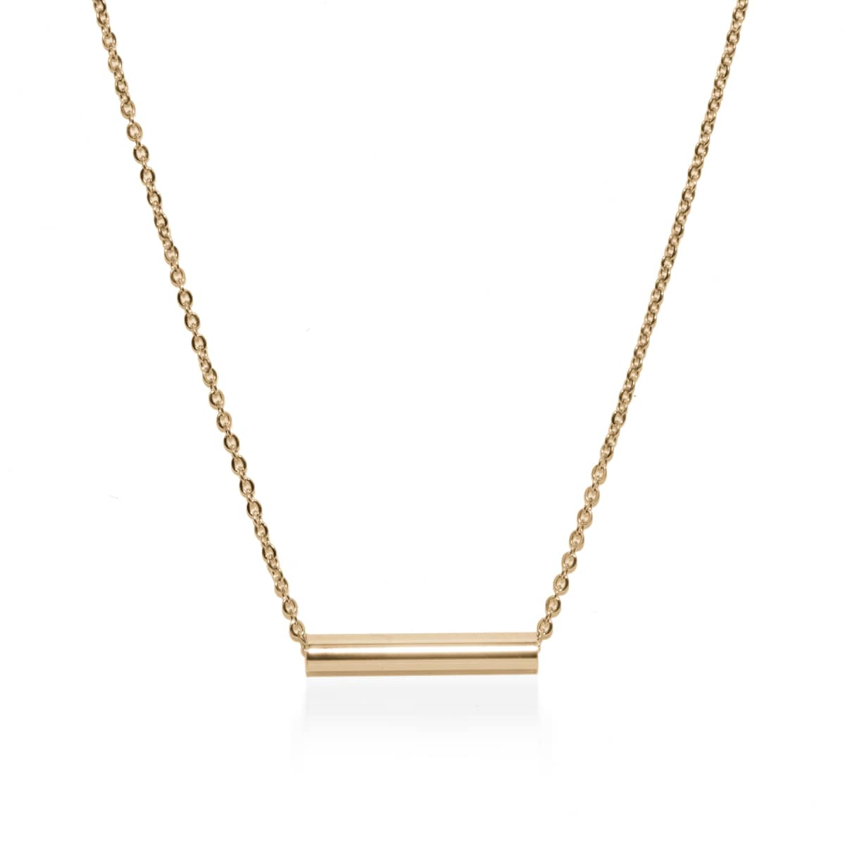 Minimaliste | Or 18 carats | Collier
