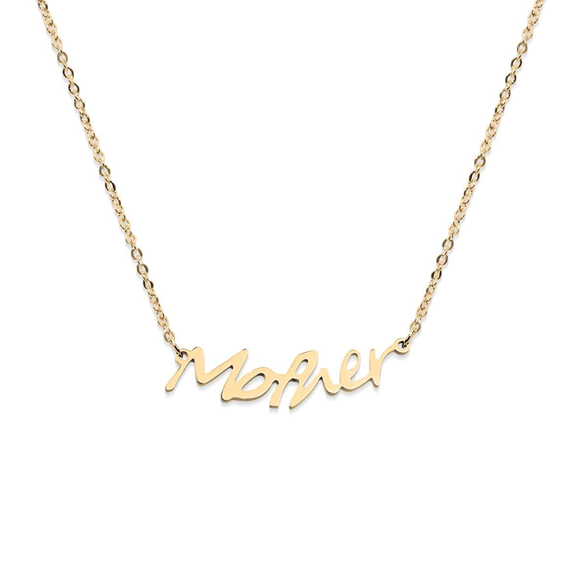 Mother | 18k Gold | Necklace