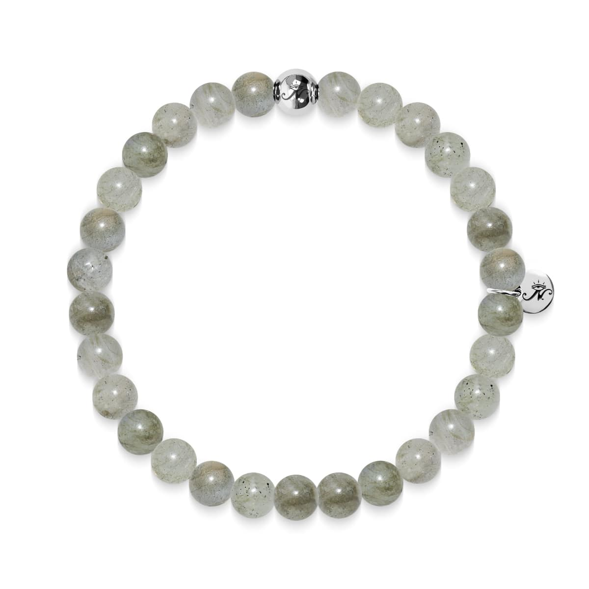 Insight | Silver Essence Spectrolite Bracelet