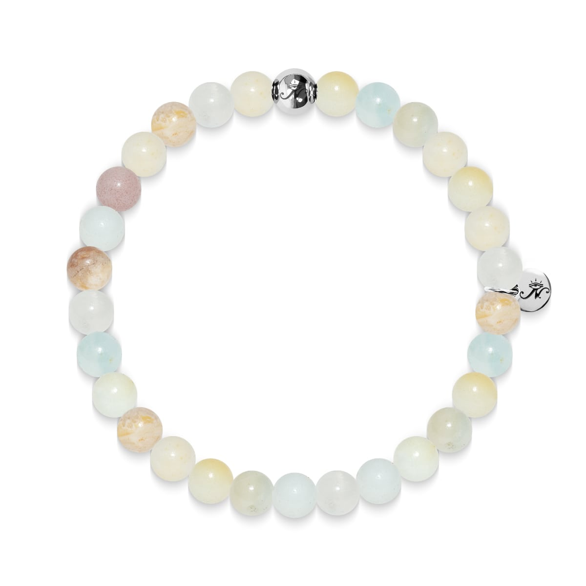 Communication | Bracelet Amazonite Silver Essence