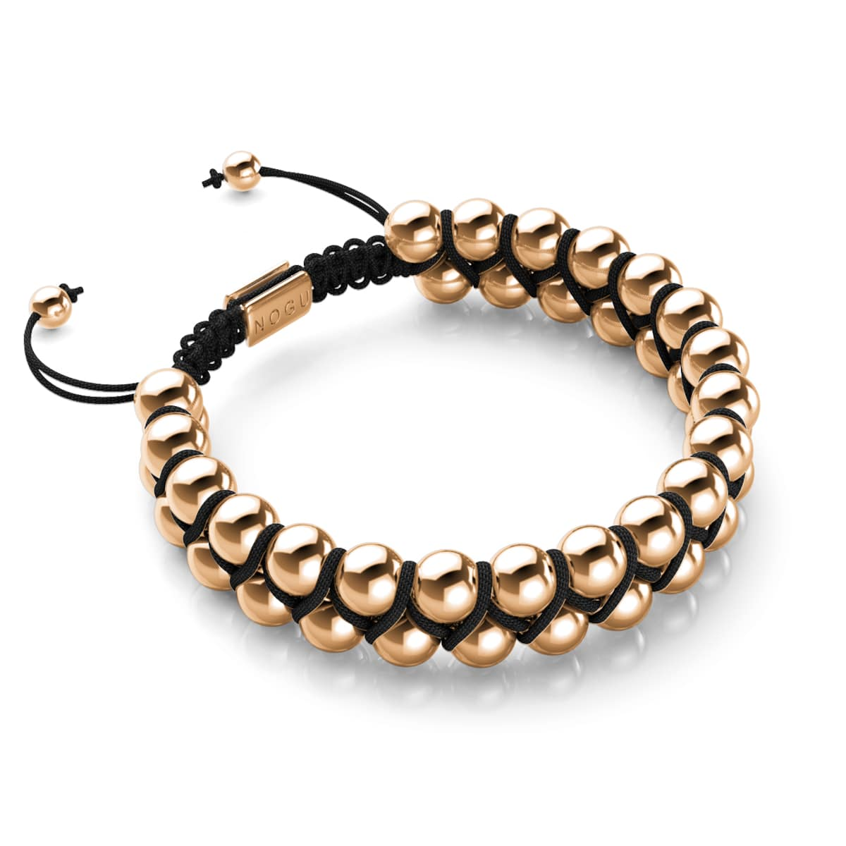Rose Gold | Black | Vitality Bracelet