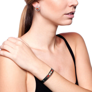 Palo Alto | Silver | Boho Bangle Earring Set