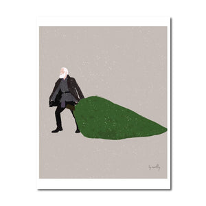 NOGU x Fashion Santa Holiday Card 4