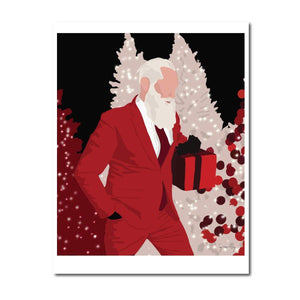 NOGU x Fashion Santa Holiday Card 6