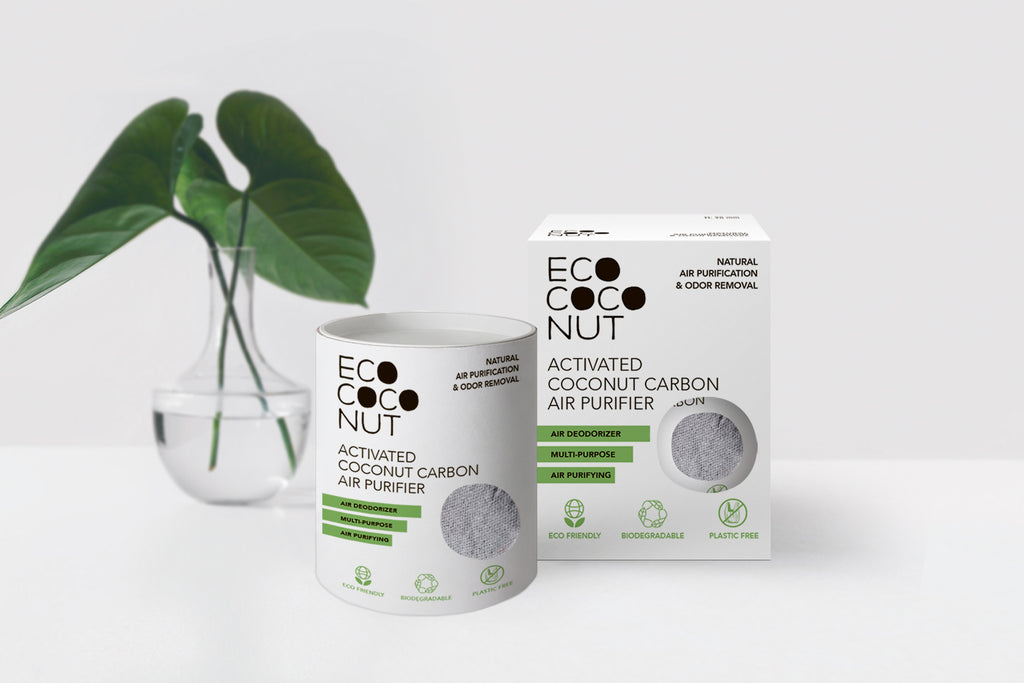 Coconut Carbon Air Purifier (Twin Pack)