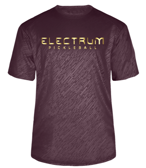 Men's Dri-Fit T-Shirt - Maroon