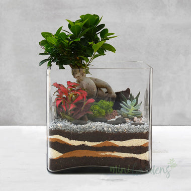 Garden In Glass (medium)