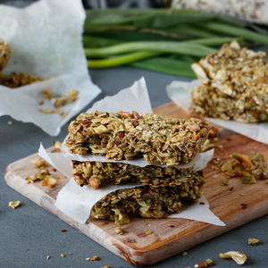 Spiced Savoury The Muesli Bars