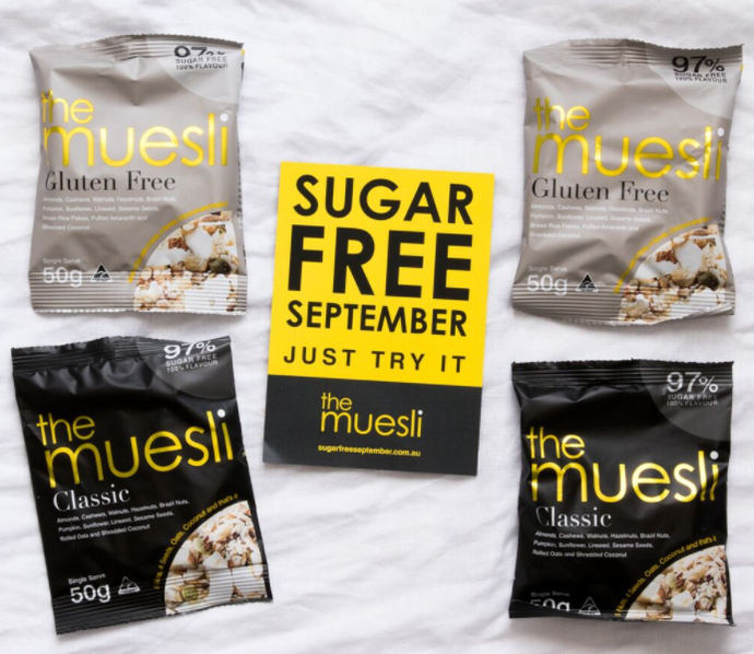 It's not just any muesli...it's The Muesli