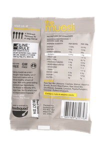 The Muesli Gluten Free - 2 x 50g Portions