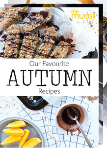 Autumn Recipes Ebook