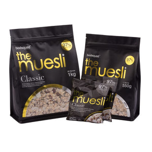 The Muesli Classic Starter Pack