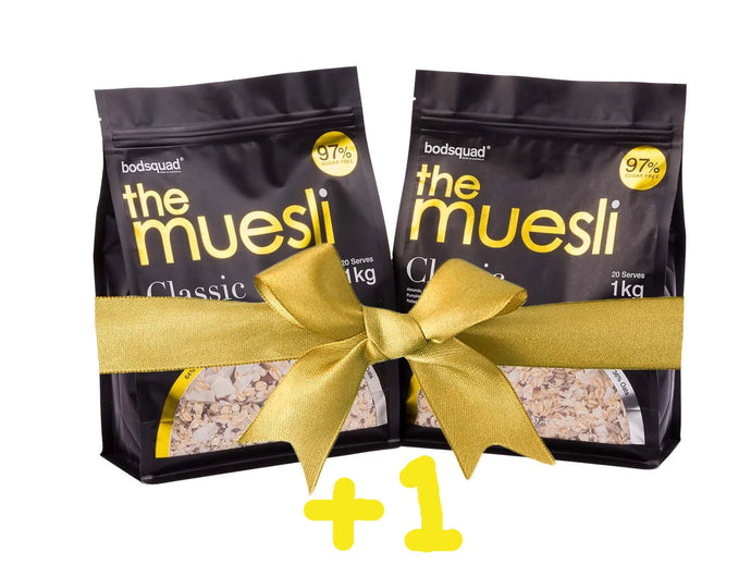 The Muesli Classic - Every 2 Months