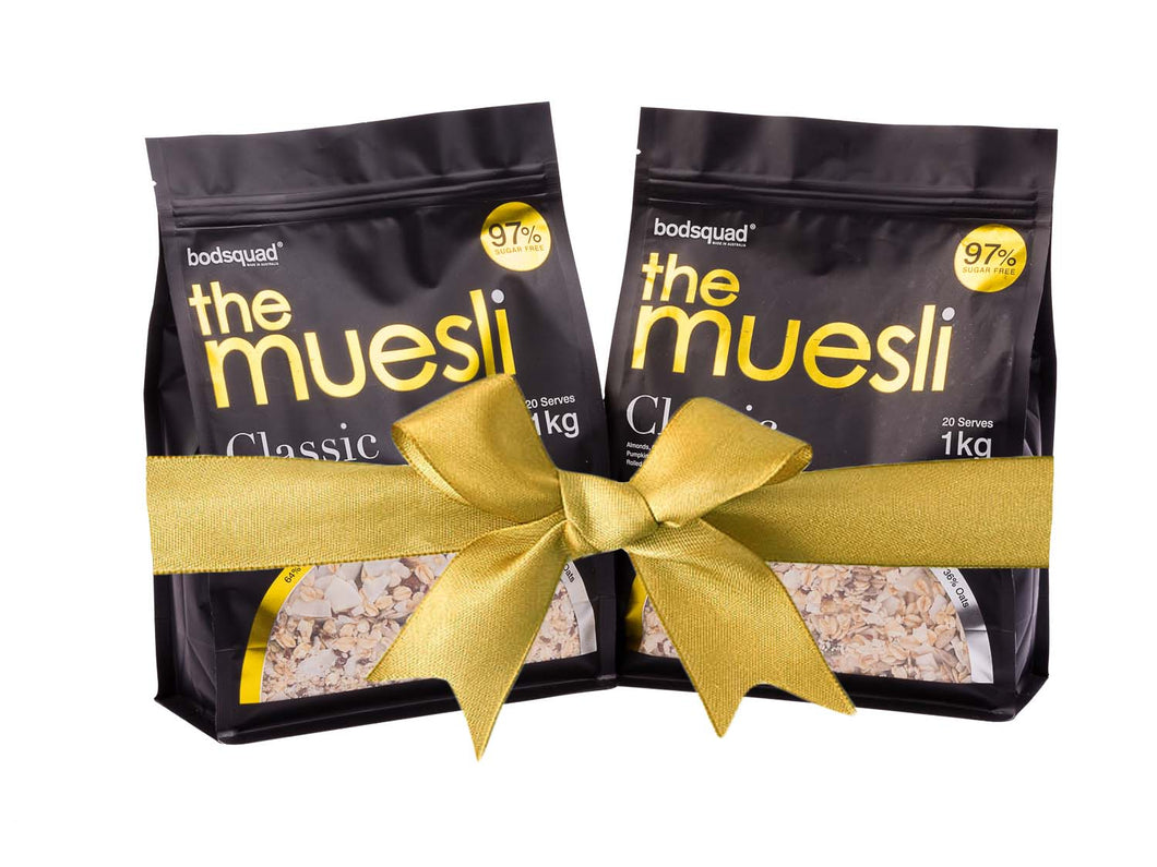 The Muesli Classic - Every 4 Months