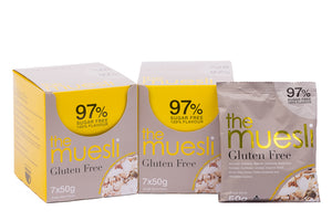 The Muesli Gluten Free - 2 x Multi Pack