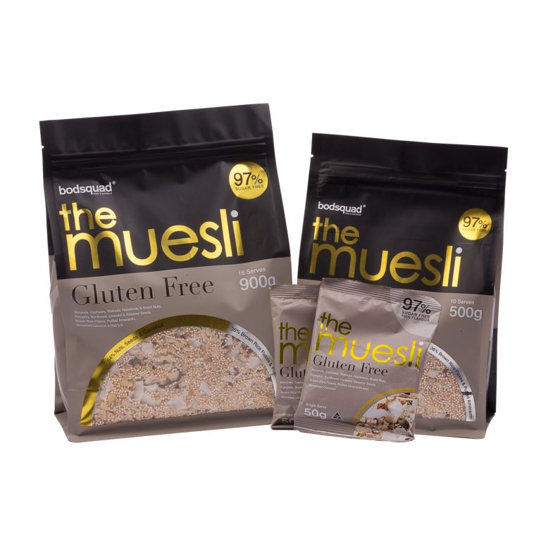 The Muesli Gluten Free Starter Pack