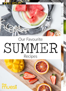 Summer Recipes Ebook