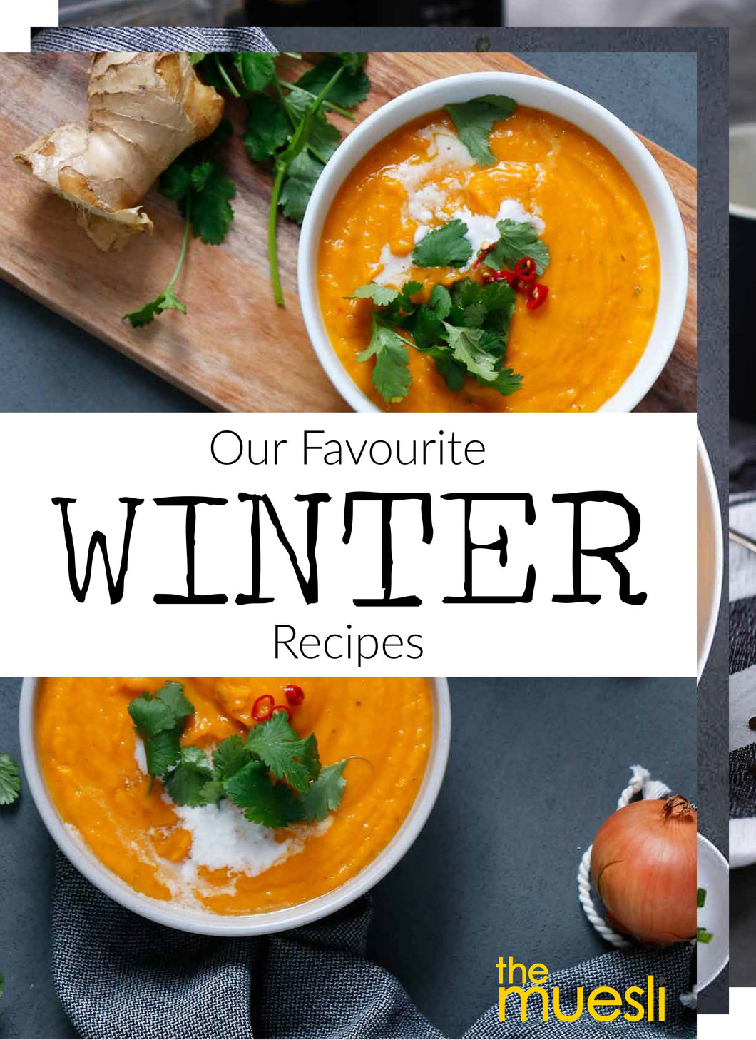 Winter Recipes Ebook