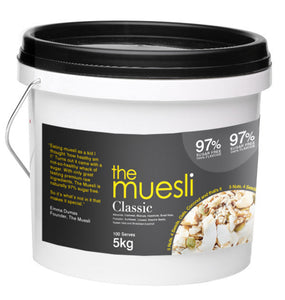 The Muesli Classic - 5kg Tub
