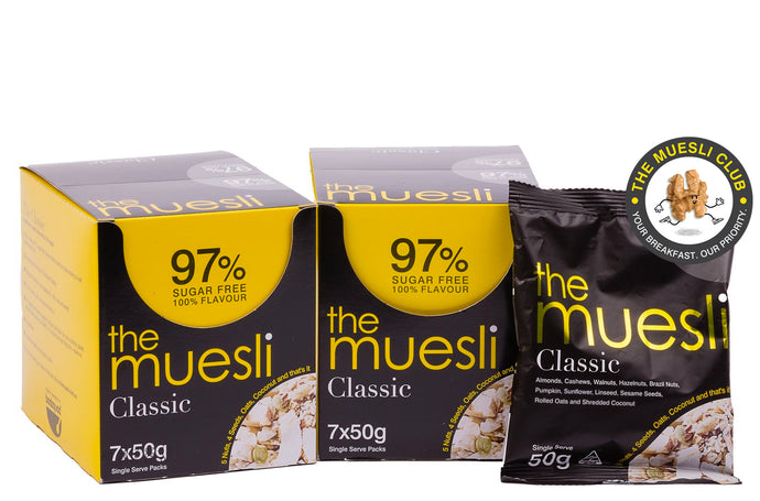 The Muesli Classic 2 x Multi Pack (TMC)