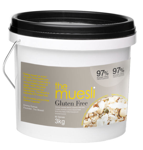 The Muesli Gluten Free - 3kg Tub
