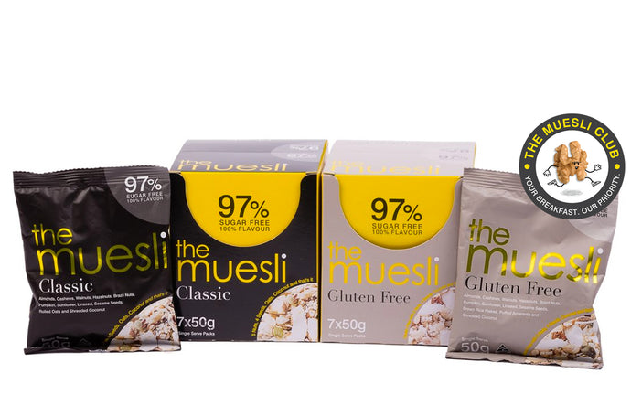 The Muesli Mix 2 x Multi Pack (TMC)