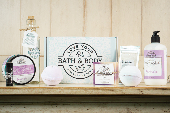 Bath Box of the Month