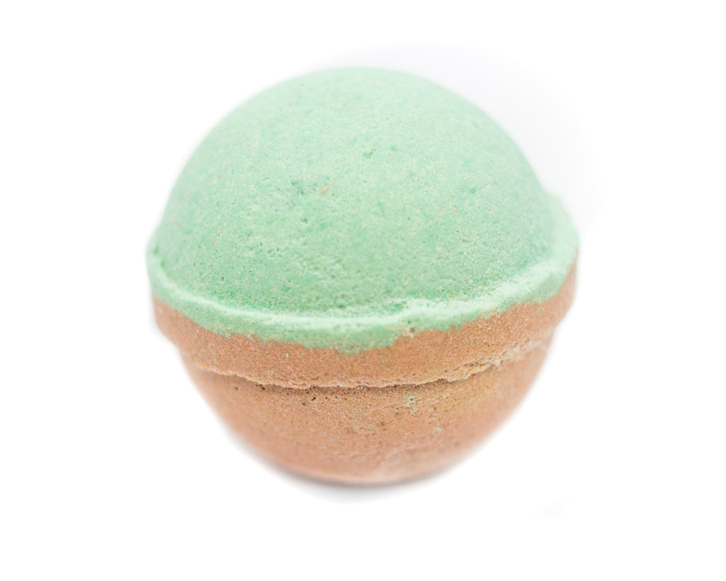 Mint Chocolate Chip Charity Bath Bomb