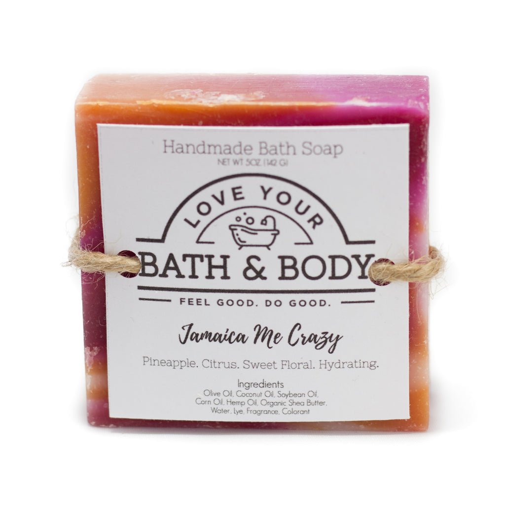 Jamaica Me Crazy Hand & Body Soap