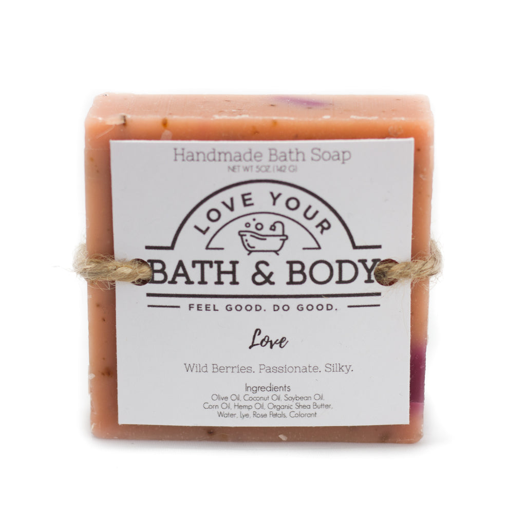 LOVE Hand & Body Soap
