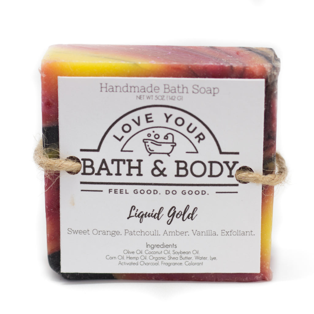 Liquid Gold Hand & Body Soap