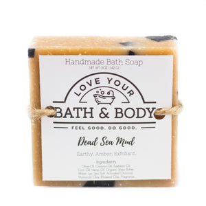 Dead Sea Mud Scrub