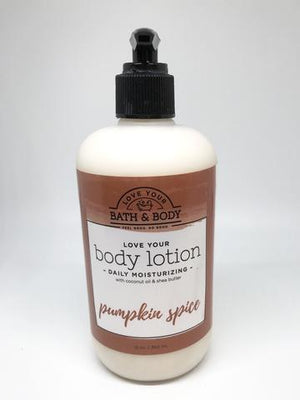 Pumpkin Spice- Natural Body Lotion