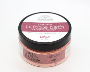 Bubble Bath Dust