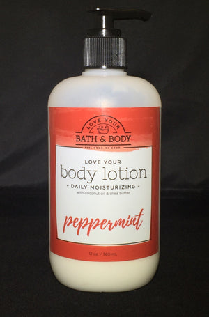 Peppermint Daily Lotion