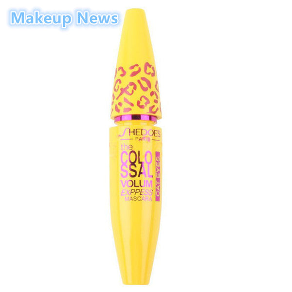 Volume Express Mascara with Collagen Cosmetic Extension