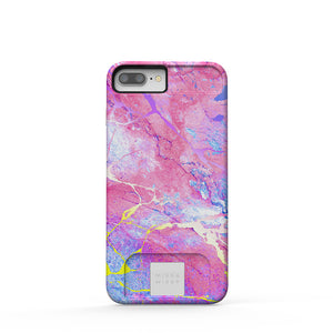 MIЯЯAMIЯЯA mirror Case Day Dream Holo Marble iPhone 7/8 Plus Phone case - MirraMirra