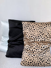 Limited Edition Pillow Cover, Hammered Black