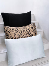 Limited Edition Pillow Cover, Leopard