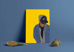 Mellow Thoughts Poster